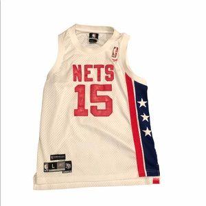 New Jersey Nets Vince Carter Jersey